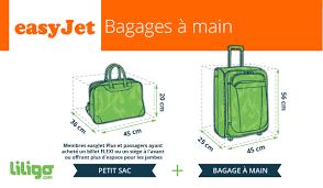 easyjet siege bagages easyjet prix poids dimensions liligo com