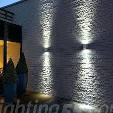 Garden Wall Lights Patio Led Garden Wall Lights Wall Lighting Effects In Wall Lights