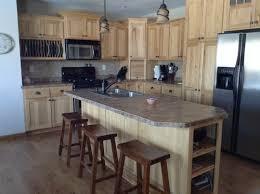 Hickory Kitchen Cabinet Hickory Kitchen Cabinets