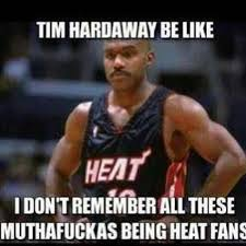 Heat Fans Meme - where all these heat fans come from miami heat pinterest