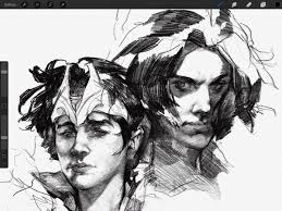 the 5 best apps for sketching on an ipad pro photoshop sketch