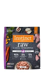 instinct raw instinct pet food
