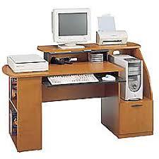 Bush Computer Desks Bush Multi Level Computer Desk 35 12 H X 64 34 W X 30 38 D