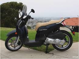 2008 aprilia scarabeo 200 review u2014 motorcycle usa motorcycles
