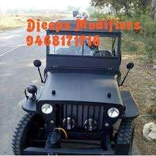 open jeep modified dabwali djeeps modifiers the jeep makers youtube