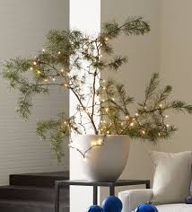 Tree Branch Decor Easy Holiday Decorating On A Budget