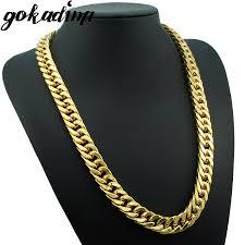 aliexpress buy gokadima 2017 new arrivals jewellery gokadima 2017 new arrivals jewellery mens gold color stainless