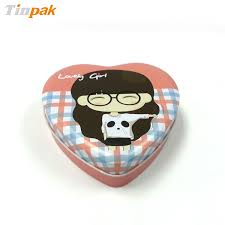 Heart Shaped Candy Boxes Wholesale Heart U0026 Valentines Tin Box Packaging Wholesale Heart Shaped Tin