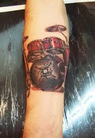 Drummer Tattoo Ideas 30 Best Tattoos Images On Pinterest Drum Tattoo Drawings And