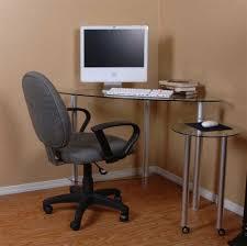 techni mobili black glass corner desk glass corner desk design all home ideas and decor photo with amusing