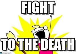 Meme Fight - fight x all the y meme on memegen