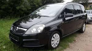 Opel Zafira 1 9 L Vienatūris 2006 06 M A6007971 Autoplius Lt
