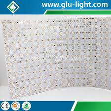 flexible led lighting film china leader manufacturer oem high cri ra95 flexible led matt for