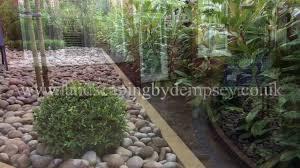 natural stone driveway u0026 garden design ideas youtube