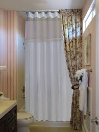 Ceiling Track Curtains 41 Best Shower Curtains And Tracks Images On Pinterest Shower With