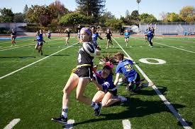 Penalty Flag Football Opinion Despite Name Change Girls Flag Football Retains Sexist