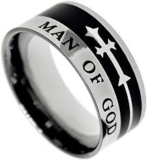 mens christian jewelry 27 best purity rings guys images on purity rings