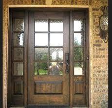 Interior Wood Doors For Sale Exterior Wooden Doors With Glass Panels Interior Home Decor
