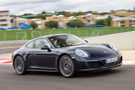 first porsche car 2016 porsche 911 carrera 4s review first drive motoring research