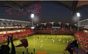 siege de la matmut lyon le stade de gerland rebaptisé le matmut stadium pour
