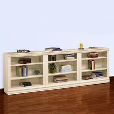 furniture home white storage drawer cabinet among two book shelf