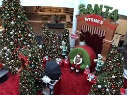 santa has arrived at pentagon city mall arlnow