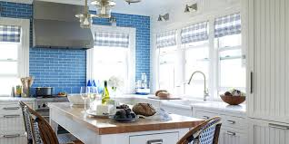 kitchens with glass tile backsplash blue glass tile kitchen backsplash ellajanegoeppinger com