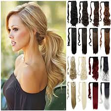 ponytail with extensions ponytail hair extensions one tie up ponytail clip in hair
