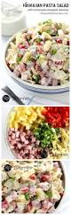 Homemade Pasta Salad by Best 25 Hawaiian Pasta Salads Ideas On Pinterest Homemade Pasta