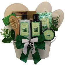 mums english rose spa bath and body gift basket set amazon com