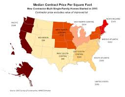 sale and contract prices per square foot in 2015 eye on housing