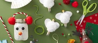 Kid Crafts For Christmas - christmas craft ideas u0026 handmade gifts hobbycraft