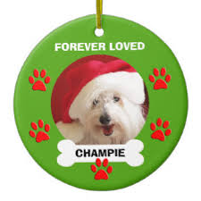 pet memorial ornaments keepsake ornaments zazzle