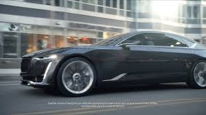 future cadillac escala cadillac escala concept youtube