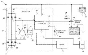 patent us8330430 alternator regulator with variable rotor field