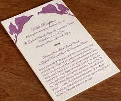 Wedding Reception Card Wording Invitation Etiquette Reception Card Wording Getting Guests To