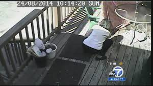 The Patio El Segundo El Segundo Arsonist Caught On Video Abc7 Com
