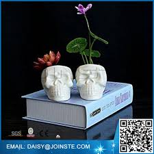 skull ceramic planter skull ceramic planter suppliers and