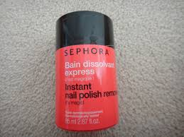 sephora instant nail polish remover review u2013 my little world