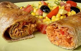 cuisiner reste poulet fajitas gratinées aux restes de poulet ma cuisine santé