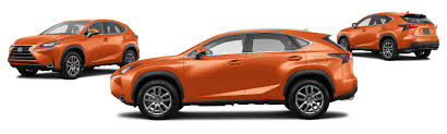 lexus suv orange 2017 lexus nx 200t awd f sport 4dr crossover research groovecar