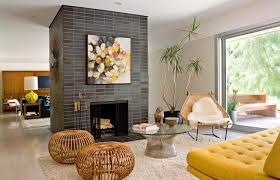 mid century modern home interiors give your home captivating mid century contemporary style touch