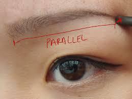 How To Do Eyebrow Eyebrow Modestlyvain