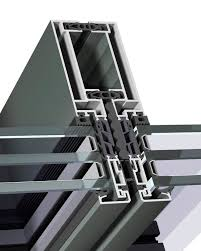 Unitized Curtain Wall Unitized System Curtain Wall Aluminum And Glass Cw 65 Ef