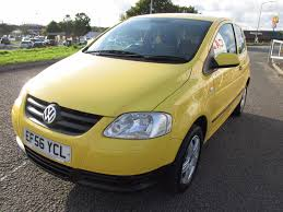 used volkswagen fox for sale rac cars