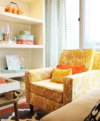 Printed Fabric Armchairs Beautiful Diy Chair Upholstery Ideas To Inspire