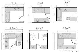 superficie minimum chambre 18 plans de salle de bains de 5 à 11 m découvrez nos plans
