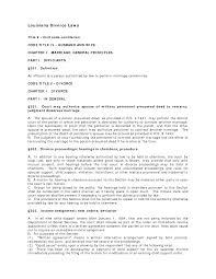 best photos of louisiana divorce petition sample legal divorce