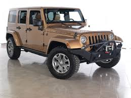 rubicon jeep 2015 brown jeep wrangler in texas for sale used cars on buysellsearch