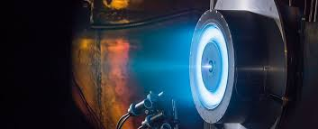 Nasa Faster Than Light Nasa U0027s New Ion Thruster Engine Is Breaking Some Important Records
